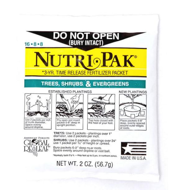 nutripak-trees